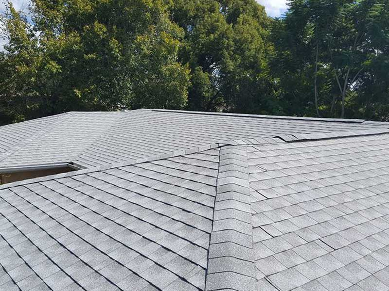 Finished New Roof Install